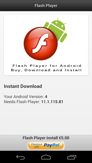 How to download & install adobe flash player in android phone.