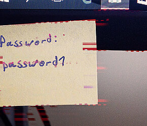 Bad passwords guide