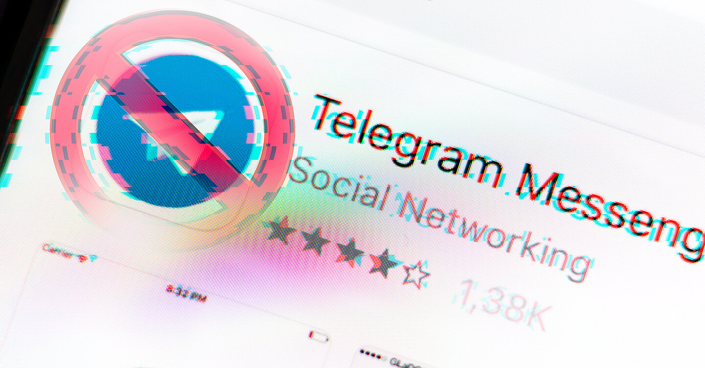 "Discussion about ""Telegram"": For Russian citizens, a ban of Telegram looms large"