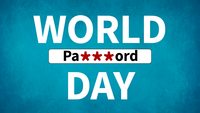 """World Password Day"" on May 3rd"