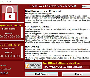 "Warning: Massive ""WannaCry"" Ransomware campaign launched"