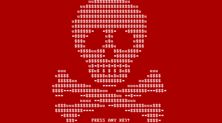 Petya - Lock-Screen