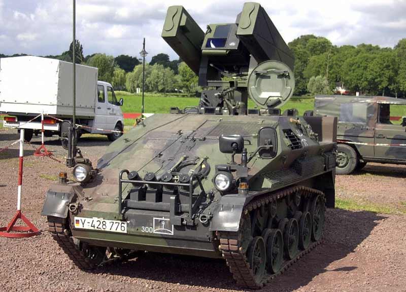 Der Waffenträger Ozelot (Bild: Wikipedia; CC-BY 2.0)